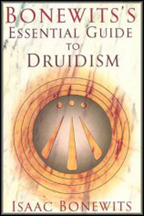 book cover for Bonewits's Essential Guide to Druidism
